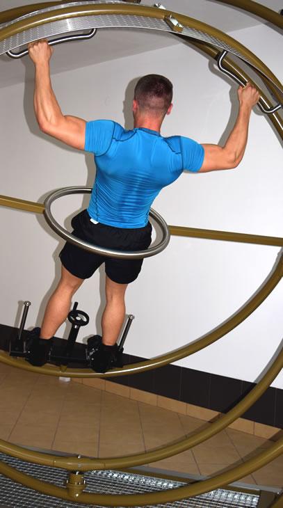 sports gyroscope trainer AD-LIBITUM 5