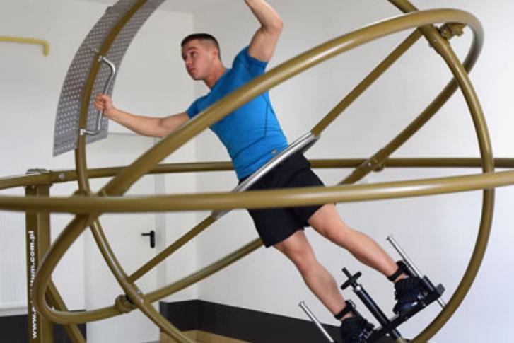 sports gyroscope trainer AD-LIBITUM 6