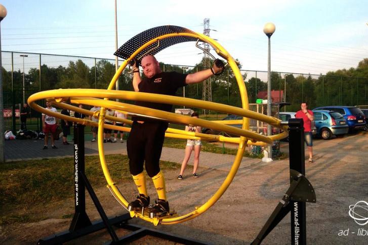 sports gyroscope trainer AD-LIBITUM 1
