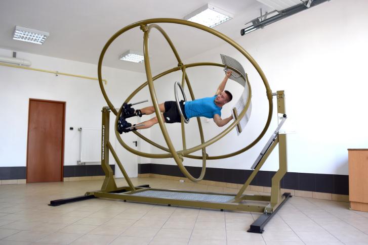 sports gyroscope trainer AD-LIBITUM 3